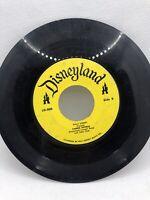 Walt Disney's Yankee Doodle Disneyland Record NO BOOK Vintage USA
