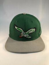 89b3f54f8a1 PHILADELPHIA EAGLES RETRO KELLY GREEN 47 BRAND STRAP BACK HAT