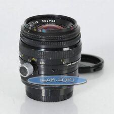 Nikon NIKKOR 35 mm f/2.8 pc objectivement