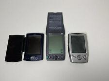 Palm Pilot Iii 3Com Pda Dell Axim Lot Parts Or Repair
