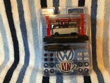 M2 Machines 1/64 1958 VW Microbus 15 Window USA Model  #37000 R22 18-23