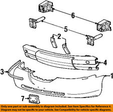 Ford Bumpers Parts For Lincoln Town Car Ebay