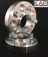 30mm Alloy Hubcentric Wheel Spacers 5x120 72.5 1 PAIR Fit: BMW