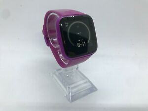 Fitbit Versa Lite Edition Fitness/Activity Tracker - Heart Rate Monitor - Pink