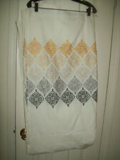 Fabric Shower Curtain by Threshold New