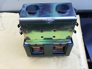 Tennant P/N 1007349 Contactor 36VDC , 200 Amps DPDT