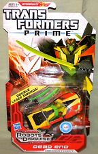 Transformers Prime DEAD END Robots in Disguise RID 2012 Deluxe Class Figure