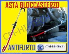 BLOCCASTERZO ASTA ANTIFURTO BLOCCA STERZO PEDALE UNIVERSALE DA AUTO MACCHINA !