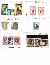 Worldwide Stamp Collection cv $248.50 in dealer cards (mb20
