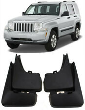 Genuine OEM Set Splash Guards Mud Flaps 82212515/516 For 2008-2013 Jeep Liberty