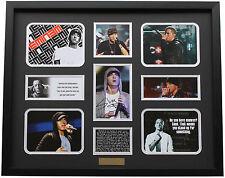 New Eminem Signed Limited Edition Memorabilia