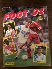 PANINI ALBUM FOOT 89 91 92 95 FRANCE STICKERS CROMOS AUTOCOLLANTS 8 choix Récup