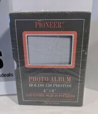 Pioneer The Biggest Little Photo Album ~ 60 Pockets ~ Holds 120 4x6 Photos ~ New
