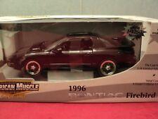 RC Ertl  1996 Pontiac Firebird NIB elite edition 2005 release 1 of 1250 produced
