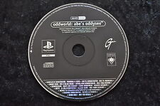 Oddworld Abe's Oddysee Demo Disc Playstation 1 PS1