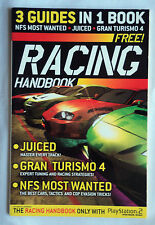 Racing Handbook for Juiced, NFS Most wanted, & Gran Turismo 4.