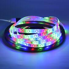 US Local 5M 16.4 ft RGB LED Strip Light SMD 3528 300leds Flexible Waterproof