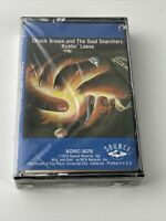 CASSETTE TAPE ORIGINAL US Chuck Brown and the Soul Searchers Bustin' Loose ALBUM