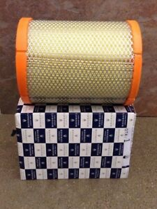 2002-05 MASERATI GRANSPORT SPYDER COUPE POLYMERIZED PAPER AIR FILTER 186183