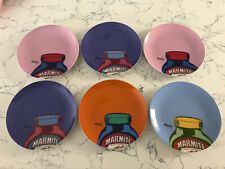 More details for set of 6 marmite pop art ecp design 8