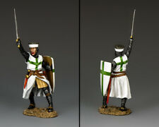 KING AND COUNTRY CRUSADERS Lazarist Knight MK198