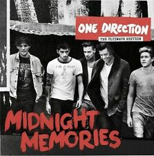 ONE DIRECTION Midnight Memories: Deluxe Edition CD NEW
