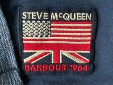 Barbour Steve McQueen hoodie / jacket ..Ex display item Size XXL