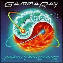 Insanity & Genius von Gamma Ray   CD   Zustand gut