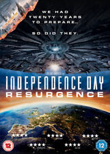 Independence Day: Resurgence DVD (2016) Liam Hemsworth, Emmerich (DIR) cert 12