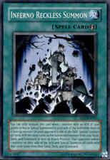 Yugioh Inferno Reckless Summon DP2-EN025 Super Rare (3 Available)