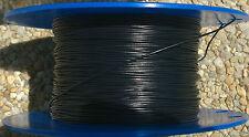 5 METRES FIL A CABLER SOUPLE NOIR 0,22mm² 250V KY3004N AWG24 (FIL DE CABLAGE)