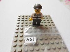 LEGO  VINTAGE  MINIFIG  OMINO   7743   7237  JAIL  PRISONER