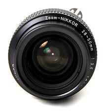 Nikon de zoom Nikkor 28-50mm 1:3 .5