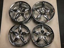 """ACURA NSX WHEELS STAGGERED 18"""" FRONT 19"""" REAR"""