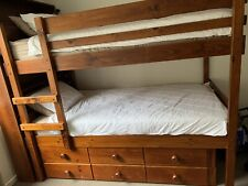 Bunk Beds And Book Shelf