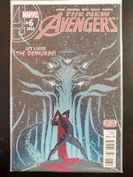 The NEW AVENGERS #6 (2016 MARVEL Comics) VF/NM Book