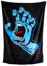 SANTA CRUZ Screaming Hand Blanket Plush blanket / Skateboard, Surf
