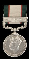WW2 INDIA GENERAL SERVICE MEDAL NORTH WEST FRONTIER 1936-37 CLASP S-2296.LASCAR