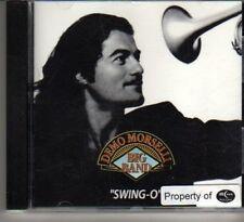 (DG869) Demo Morselli Big Band, Swing-O - 1995 CD