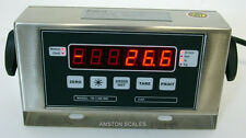 DIGITAL SCALE WASHDOWN INDICATOR READ OUT DISPLAY HEAD LOAD CELL TRUCK FLOOR