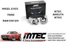 MTEC MARUTA MT612 MT-612 ANGEL EYES 7000K BMW E90 E91 ANGEL EYES BIANCO GHIACCIO