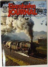 Eisenbahn Journal 10/1994 Octubre, Bevor Die Fuego Erloschen