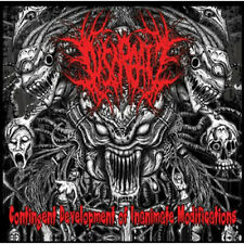 DISCREATE - Contingent Development of Inanimate Modifications CD