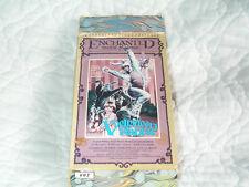 THE VELVETEEN RABBIT VHS BIG BOX VIDEO MARIE OSMOND ENCHANTED MUSICAL PLAYHOUSE