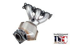 DEC Catalytic Converters VO3518 Exhaust Manifold And Converter Assembly