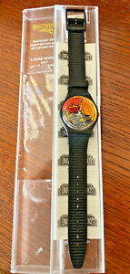 *RARE* NEW Back to the Future Watch from Universal Studios Florida 1990 - BTTF