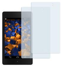 mumbi 2x Folie für Asus Google Nexus 7 FHD (Modell 2013) Schutzfolie klar Hülle