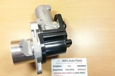 GENUINE BRAND NEW EGR VALVE SUITS KIA SORENTO 2.2L AUTO 2009-2012