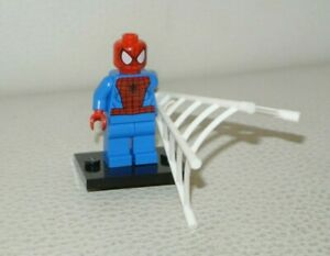 LEGO Super Heroes: Spider-Man + Canvas - Character Figurine Minifig - sh038