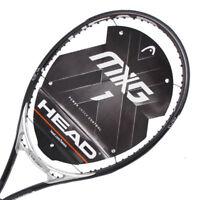 HEAD MXG 1 Tennis Racquet Racket Black Sports 98 sq 300g 16X19 4 1/4 230408